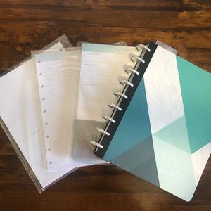 20/21 Inkwell Press planner with tons of extras!!